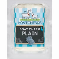 Montchevre Natural Goat Cheese Log