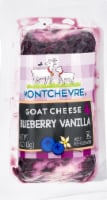 Montchevre Blueberry Vanilla Goat Cheese