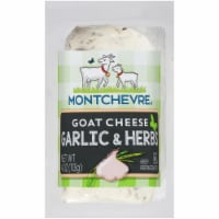 Montchevre Garlic & Herb Fresh Goat Cheese Log