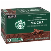 Starbucks Mocha Flavored Ground Coffee K-Cup Pods