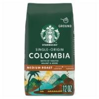 Starbucks Colombia Single-Origin Medium Roast Ground Coffee