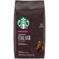 Starbucks Italian Dark Roast Ground Coffee