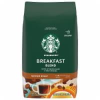 Starbucks® Breakfast Blend Medium Roast Ground Coffee - 28 oz