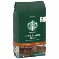 Starbucks Pike Place Roast Whole Bean Coffee - 28 oz