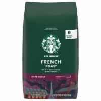Starbucks French Roast Whole Bean Coffee - 28 oz
