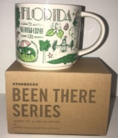 Starbucks Been There Series Collection Florida Coffee Mug New With Box - 1