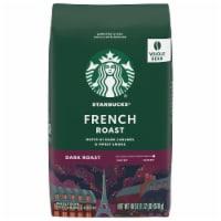 Starbucks French Roast Whole Bean Coffee - 18 oz