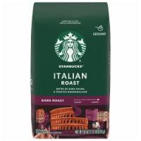 Starbucks Italian Roast Ground Coffee - 18 oz
