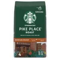 Starbucks Pike Place Roast Medium Roast Ground Coffee - 18 oz
