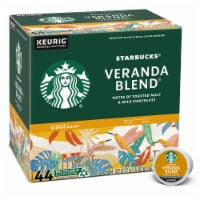 Starbucks Veranda Blend Blonde Roast K-Cup Coffee Pods