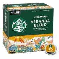 Starbucks Veranda Blend Blonde Roast Coffee K-Cup Pods
