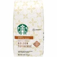Starbucks Golden Turmeric Medium Roast Ground Coffee