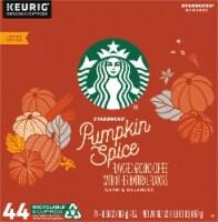 Starbucks® Pumpkin Spice Ground Coffee K-Cup Pods - 44 ct