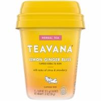 Teavana Lemon Ginger Bliss Herbal Tea Blend Sachets