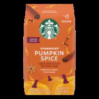 Starbucks® Pumpkin Spice Ground Coffee - 17 oz