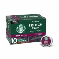 Starbucks French Roast Dark Roast Coffee K-Cup Pods