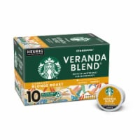 Starbucks Veranda Blend Blonde Roast Coffee K-Cup Pods