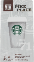 Starbucks Via Pike Place Roast Packs - 2 oz