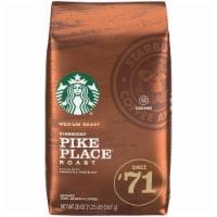 Starbucks Pike Place Medium Roast Ground Coffee