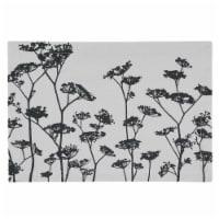 Split P Queens Anne's Lace Printed Placemat Set - White - 4 placemats