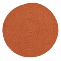Split P Essex Round Placemat Set - Apricot