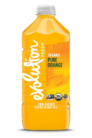 Evolution Fresh Organic Pure Orange Cold-Pressed Orange Juice