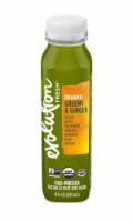 Evolution Fresh Organic Greens & Ginger Cold-Pressed Vegetable & Fruit Juice Blend