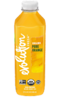 Evolution Fresh Organic Pure Orange Cold-Pressed Orange Juice
