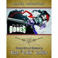Reaper Miniatures REM25008 The Art of Reaper Bones by Talin