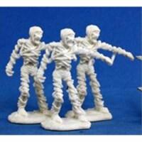 Reaper Miniatures 77144 Bones - Mummy Set Of 3 - 3