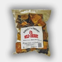 Chigger Creek Sweet 'N Smoky Wild Cherry Wood Smoking Chunks 300 cu. in. - Case Of: 1; - Count of: 1