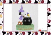 Hallmark Peanuts Toil And Trouble Halloween Musical Ornament New With Box - 1