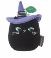 Hallmark Halloween Zip-along Halloween Black Cat Plush New With Tag - 1