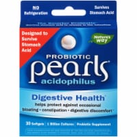 Enzymatic Therapy Probiotic Pearls Acidophilus Softgels