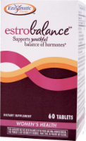 Enzymatic EstroBalance Women's Health Dietary Supplement