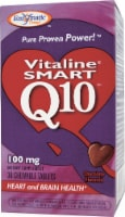Enzymatic Therapy Smart Q10™ CoQ10 Chocolate Flavored Chewable Tablets 100 mg