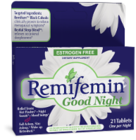 Enzymatic Therapy Remifemin Goodnight Tablets