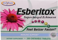 Enzymatic Therapy  Esberitox® Supercharged Echinacea - 200 Chewable Tablets