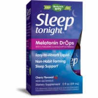 Enzymatic Therapy Sleep Tonight Cherry Melatonin Drops