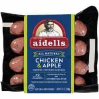 Aidells Smoked Chicken Sausage Chicken & Apple
