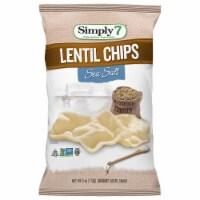 Simply 7 Sea Salt Lentil Chips, 4 Ounce -- 12 per case. - 5
