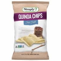 Simply 7 Sea Salt Quinoa Chips, 3.5 Ounce -- 12 per case. - 12-3.5 OUNCE