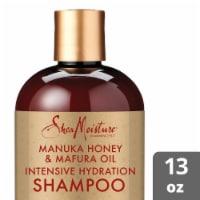 Shea Moisture Intensive Hydration Manuka Honey And Mafura Oil Shampoo Sulfate Free