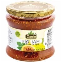 Zarrin - Turkish Fig Jam, 15.9 Oz (450g) - 450 G