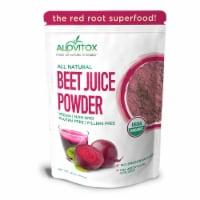 Certified Organic Beet Juice Powder 16 oz Raw Vegan & Gluten Free (Beet Juice Powder, 16 oz) - Each