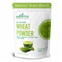 Certified Organic Wheatgrass Juice Powder, All Natural, Non GMO, Gluten-Free, USDA Certified - Each