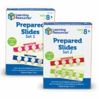 Learning Resources® Prepared Slides Pack