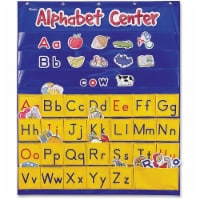 Learning Resources Alphabet Center Pocket Chart - 1 ct