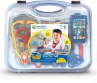 Learning Resources® Pretend and Play Doctor Medical Tool Set - 19 pc