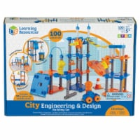 Learning Resources® City Engineering & Design Building Set